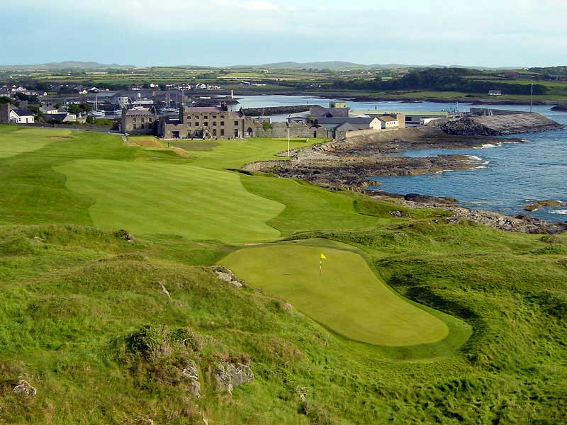 Happy Friday!  Play great golf at a sunny Ardglass Golf Club in County Down