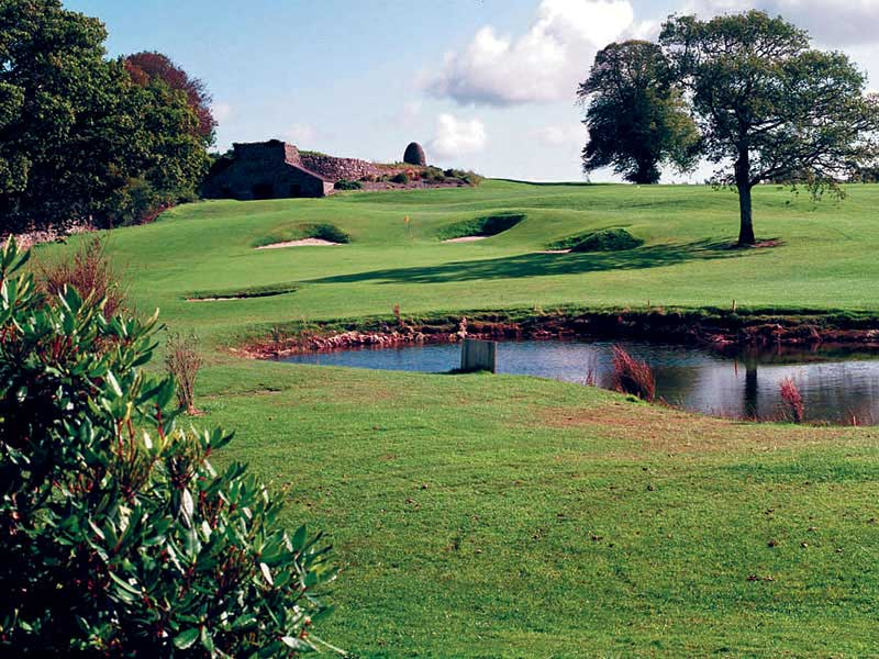 When travelling through County Mayo make sure you play golf at Ballinrobe Golf Club, Ireland