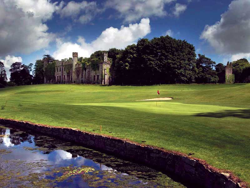 The Beautiful Bandon Golf Club in County Cork is a challenging parkland course founded in 1909.