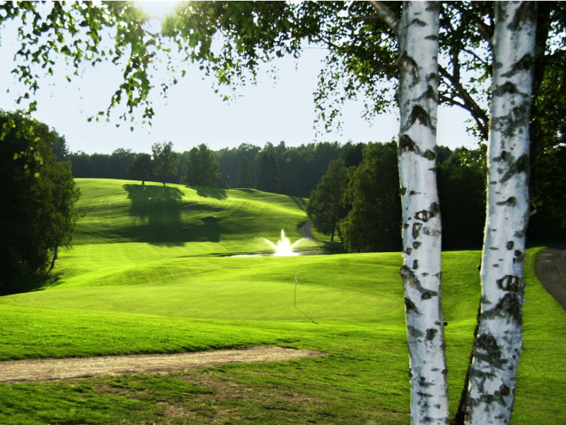 Why not golf this year in the Nordics with Billingens GolfKlubb in Lerdala, Sweden