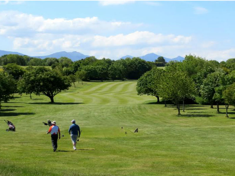 Variety is the spice of golf so play the beautiful Caernarfon Golf Club in Gwynedd, Wales