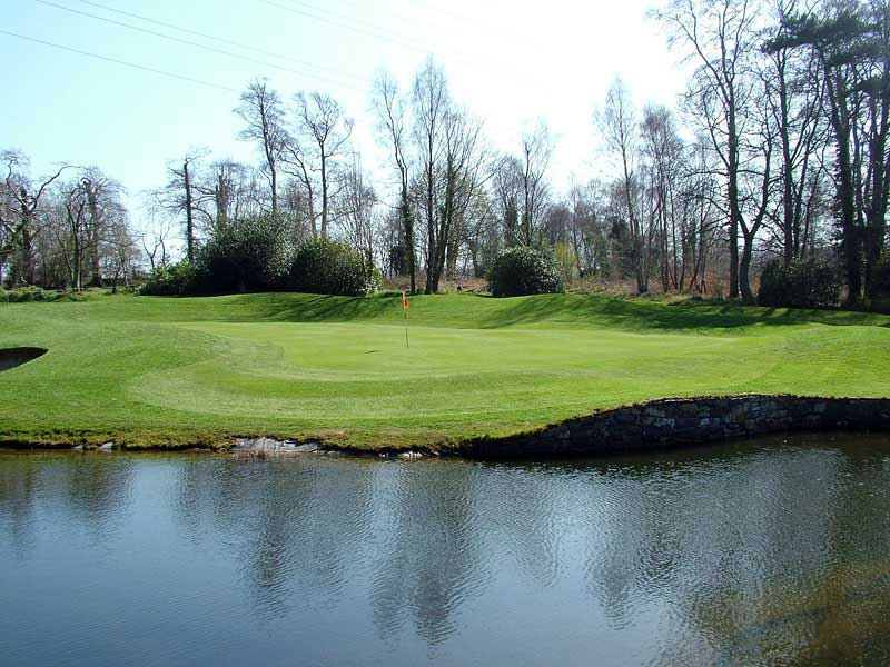 Get fit and healthy with golf at Clandeboye Golf Club in Conlig, County Down