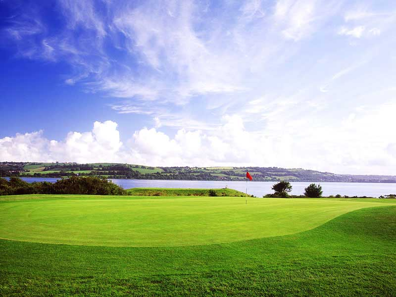 Cork Golf Club the Premium Members Parkland Course in Ireland