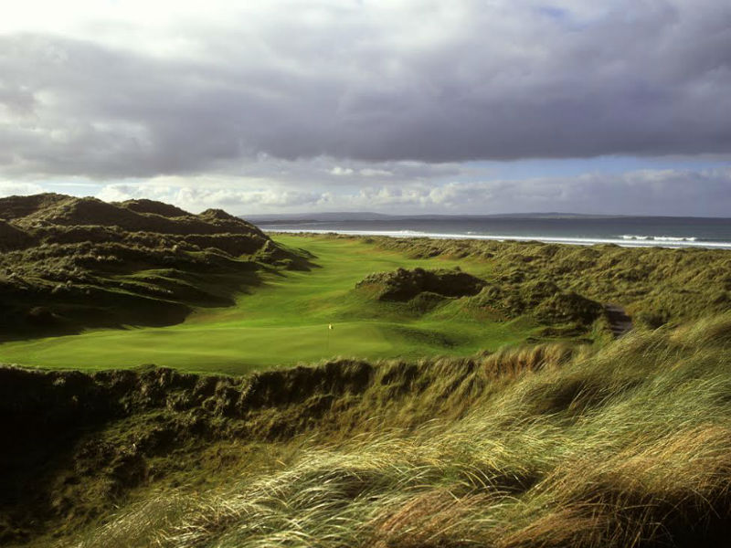 Enniscrone Golf Club celebrate 100 years of links golf