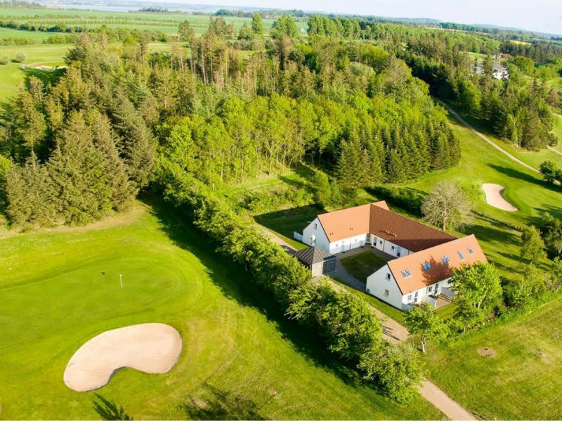 Heading to the Noridcs soon then play great golf at Hjarbaek Fjord GolfKlub in Skals, Denmark