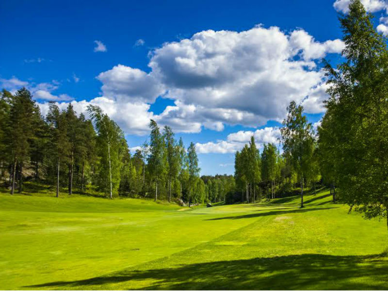 If you fancy a break somewhere a little different try a game at Kullo Golf in Finland