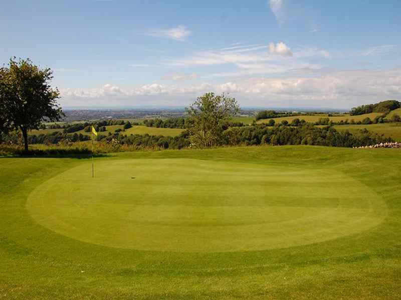 Spring is in the air!! Play golf at the beautiful Lansdown Golf Course in Somerset, England