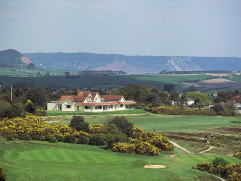 Enjoy a great round of golf in Dorset at the beautiful Lyme Regis Golf Club