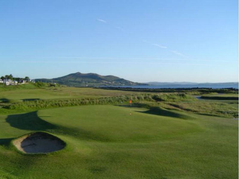 Play some great golf at the beautiful North West Golf Club in Donegal, Ireland