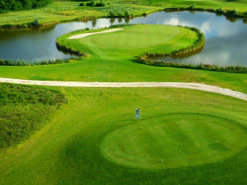 Discover a great game of golf at Pannonia Golf and Country Club in Mariavolgy,  Hungary
