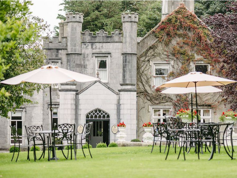 Spend some time with family or friends at 4* Abbey Hotel, Conference & Leisure in Roscommon