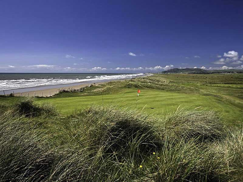 Life is better on the golf course! So play some golf at Aberdovey Golf Club in Gwynedd, Wales