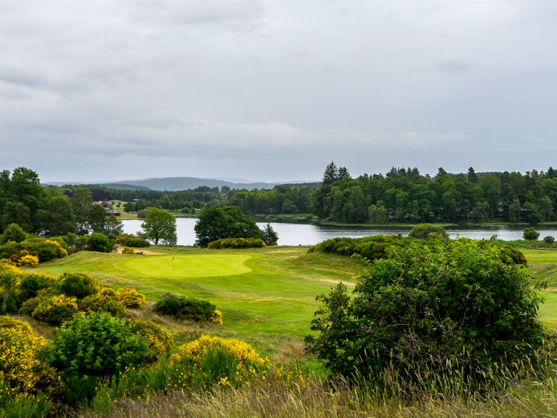 Aboyne Golf Club in Aberdeenshire have updated their clubs profile and it looks fantastic.