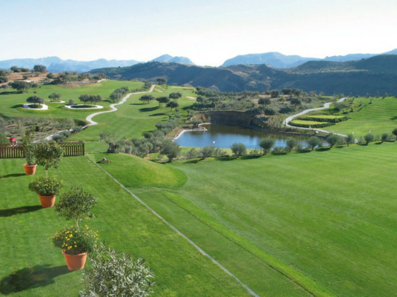 Play quality golf in the sun at Antequera Golf in Malaga, Spain