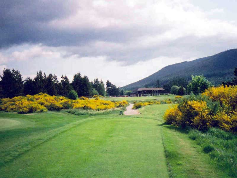 Come and explore the beautiful course at Ballater Golf Club in Aberdeenshire, Scotland