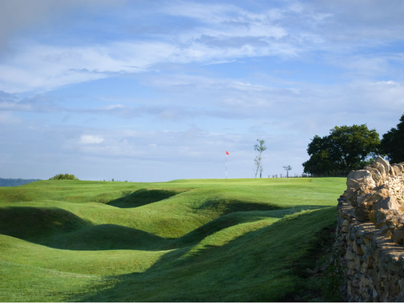 Play great golf at the beautiful Bath Golf Club in Somerset, England