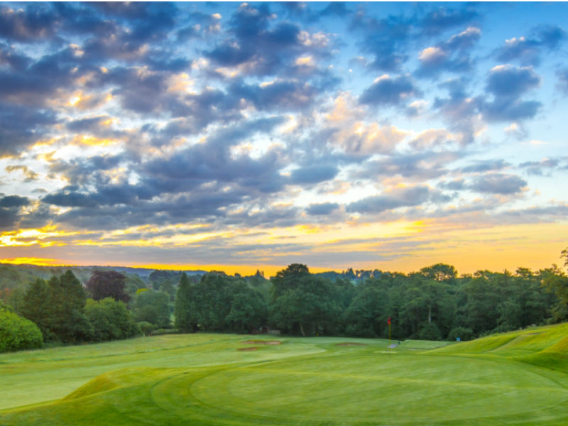 Play golf at Betchworth Park Golf Club in Surrey, England