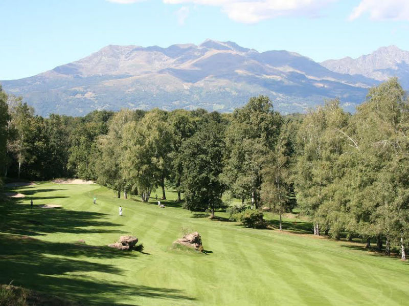 Love playing golf with Open Fairways in the beautiful Golf Club Biella - Le Betulle, Magnano, Italy