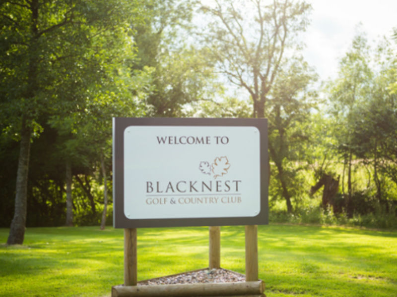 Blacknest Golf & Country Club joins Open Fairways