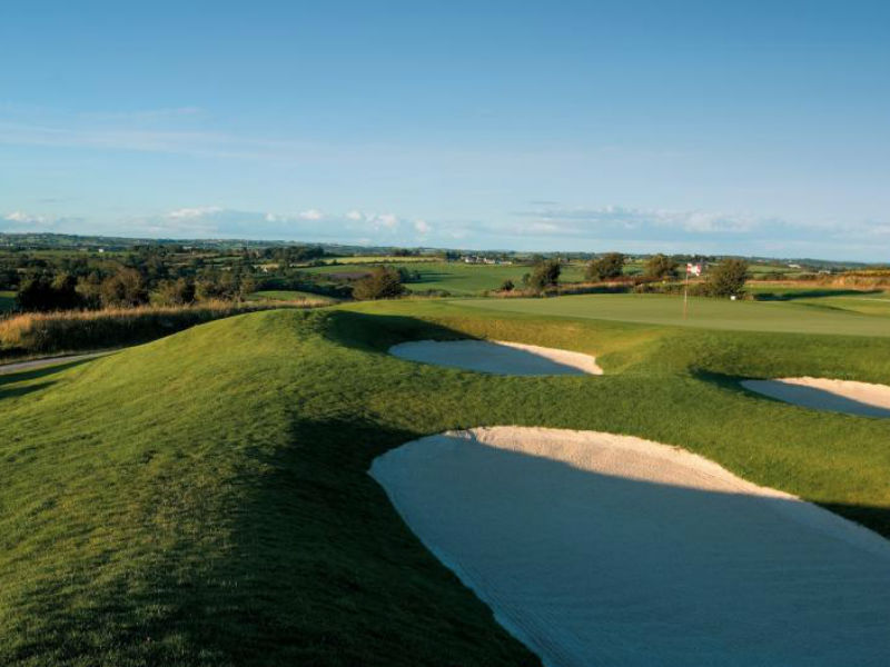 Enjoy a midweek round at Blarney Hotel and Golf Resort in Co Cork
