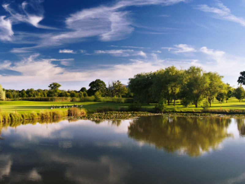 Test your game of golf at Bransford Golf Club in Worcestershire, England