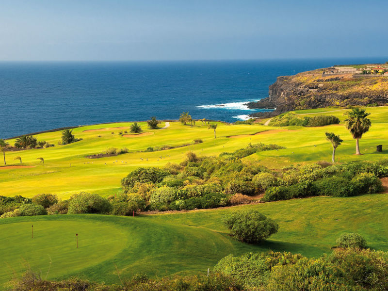 Booking a trip to Tenerife then play golf at the beautiful Buenavista Golf with Open Fairways.