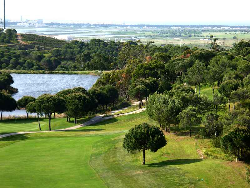 What a way to enjoy the Algarve but with golf at Castro Marim Golf & Country Club
