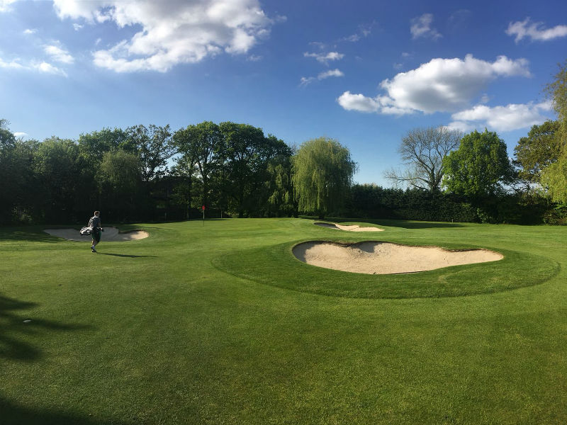 Enjoy a beautiful Summer game of golf at Chigwell Golf Club in Essex, England