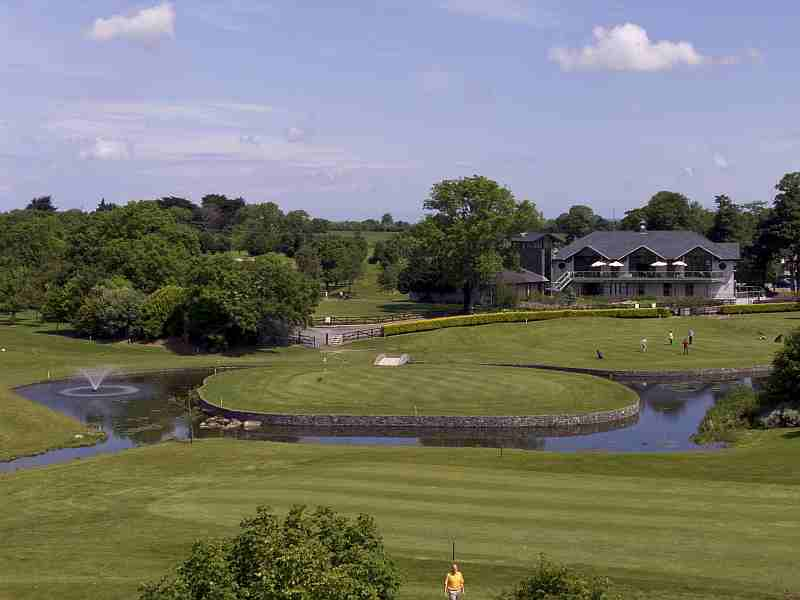 Come and explore the beautiful course at Corrstown Golf Club in Dublin, Ireland