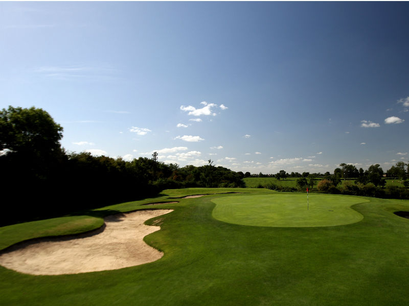 Test your game of golf at Cosby Golf Club in Leicestershire, England