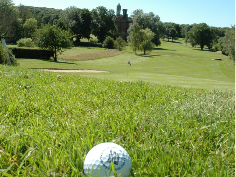 Enjoy the idyllic backdrop at Costessey Park Golf Club in Norfolk, England