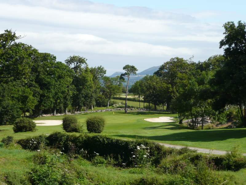 Why not visit North Wales this year and play great golf at the fantastic Denbigh Golf Club