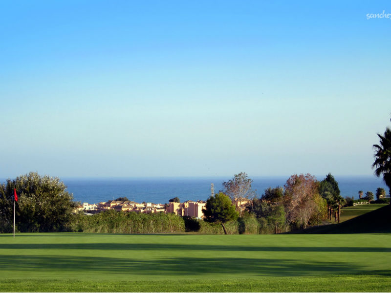 Heading to sunny Spain this year then play great golf at Dona Julia Golf Club in Malaga