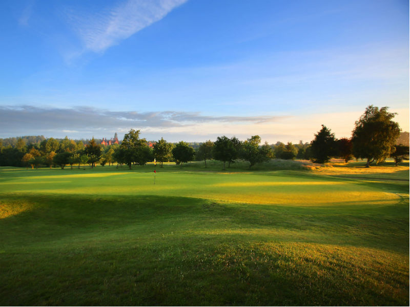 The perfect stop off point for golf in 2019 is Dunston Hall in Norfolk, England