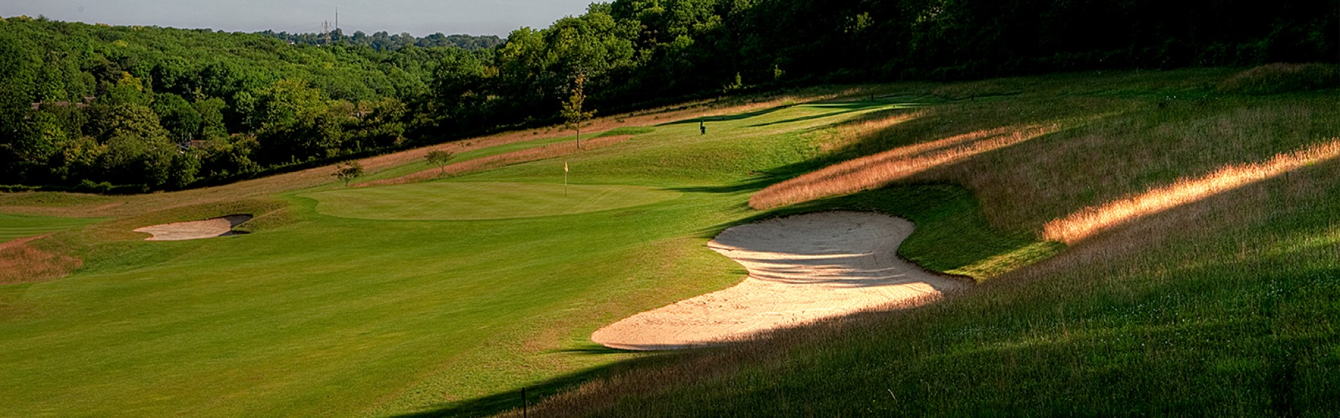 Play quality golf at Farleigh Golf Club in Surrey, England in 2019