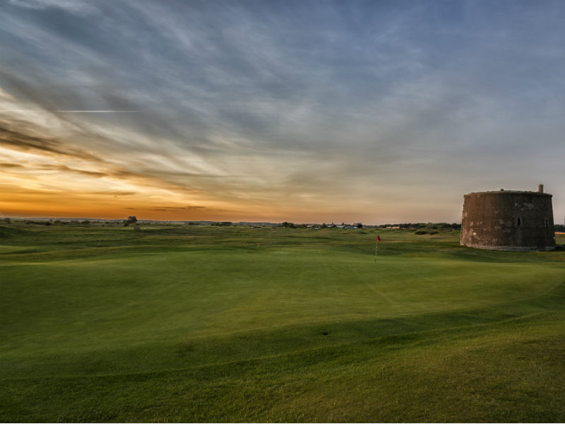 Check out the new images at the beautiful Felixstowe Ferry Golf Club in Suffolk, England
