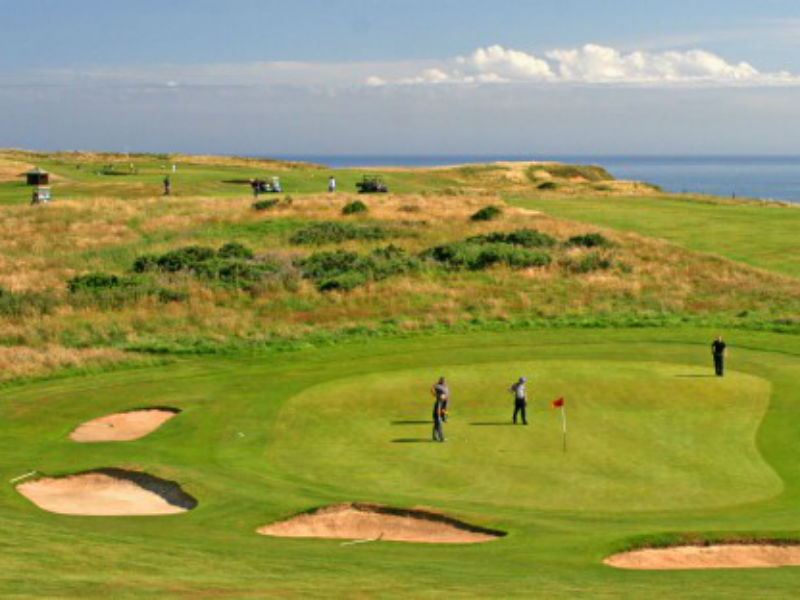 Experience the game of golf the way it was meant. Visit Flamborough Head Golf Club in East Yorkshire