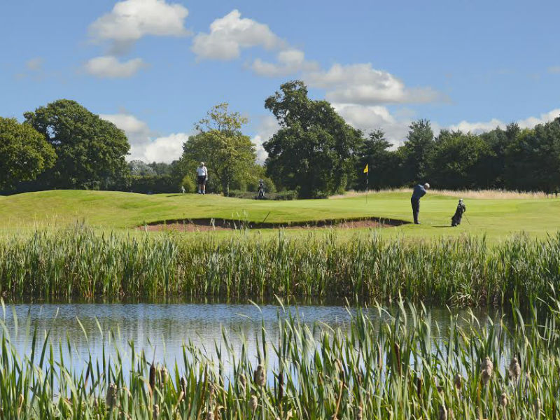Visiting North Yorkshire make sure you play golf at Forest of Galtres Golf Club in England