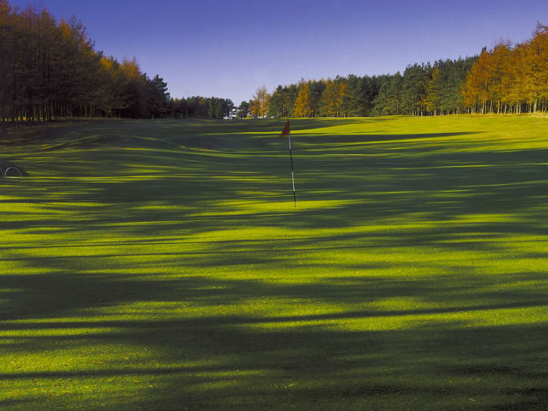 Enjoy the beautiful game of golf at Forfar Golf Club in Angus, Scotland