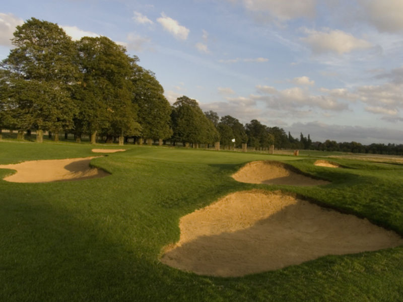 Discover the true game of golf at Hampton Court Palace Golf Club in Kingston-upon-Thames, England