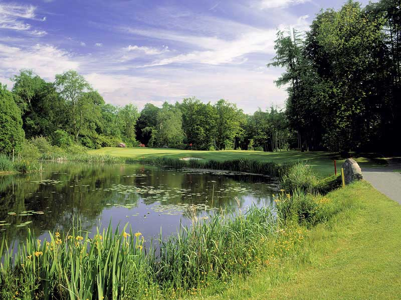 Discover the game of golf at Headfort Golf Club (Old & New Course) in County Meath, Ireland