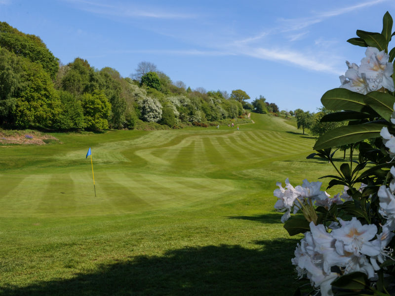 Start your 2019 with great golf at The Herefordshire Golf Club in Hereforshire, England