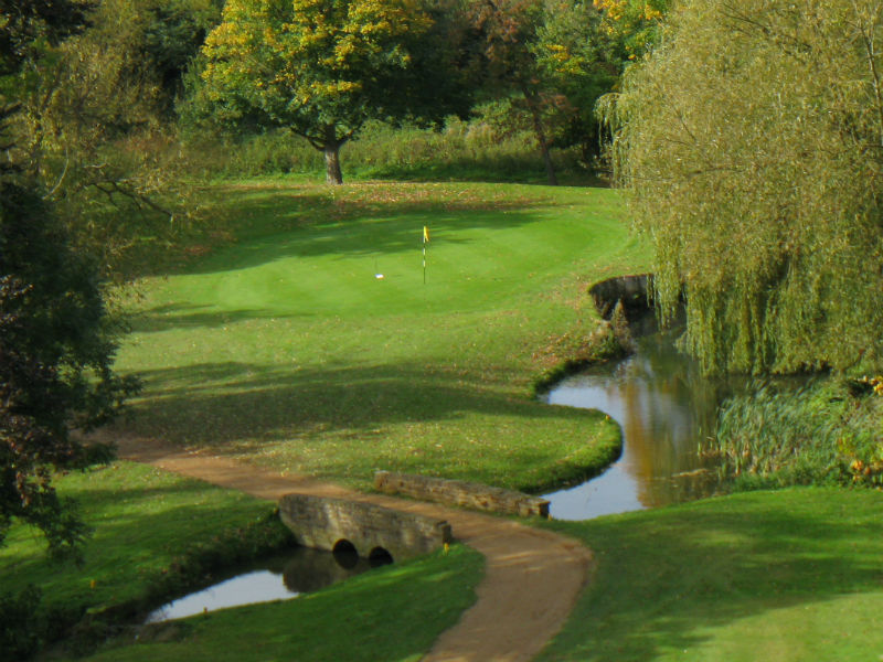 Welcome back the Championship Course at Hever Castle Golf Club in Kent, England