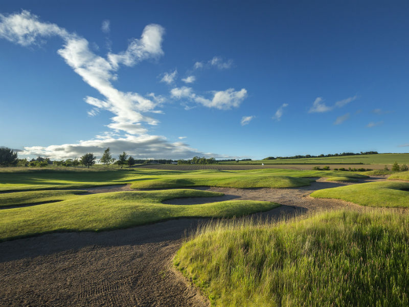 Open Fairways are delighted to welcome Kingennie Golf Club in Dundee Scotland