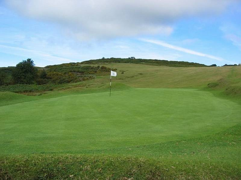 Play some golf at Kington Golf Club in Herefordshire, England