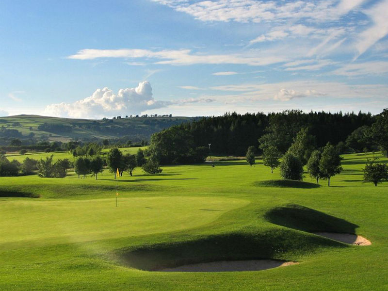 Play great golf in Cumbria at the beautiful Kirkby Lonsdale Golf Club, England
