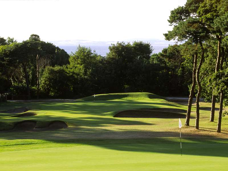 The weekend is nearly upon so play great golf at Longniddry Golf Club in East Lothian, Scotland