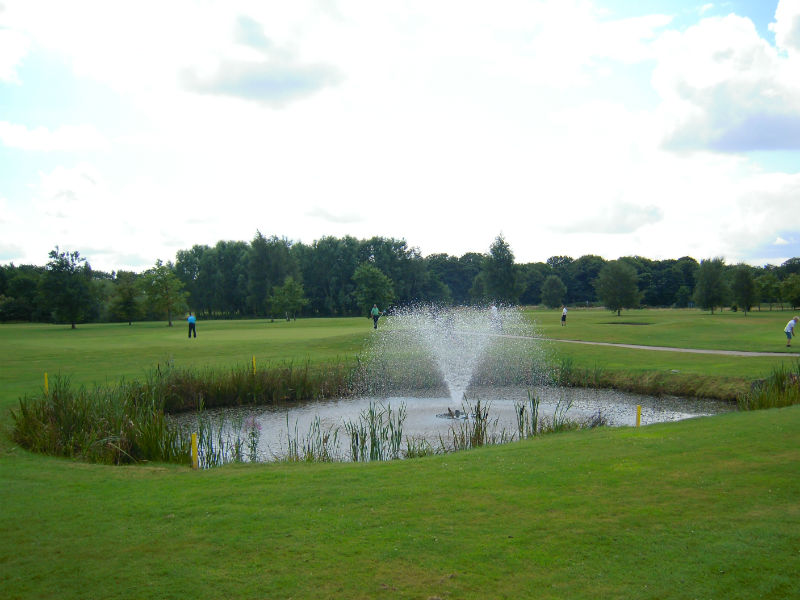 Get a great game of golf at Mersey Valley Golf & Country Club in Cheshire, England