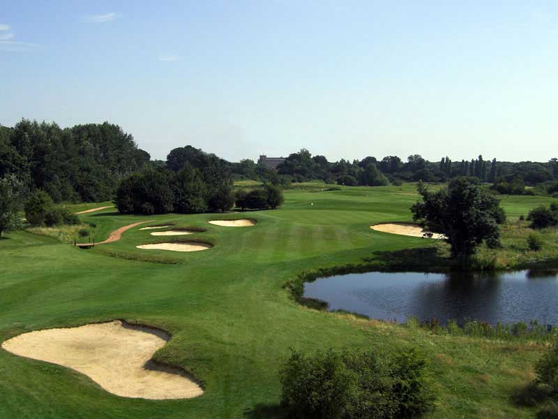 Play great golf at Mill Green Golf Club in Hertfordshire, England