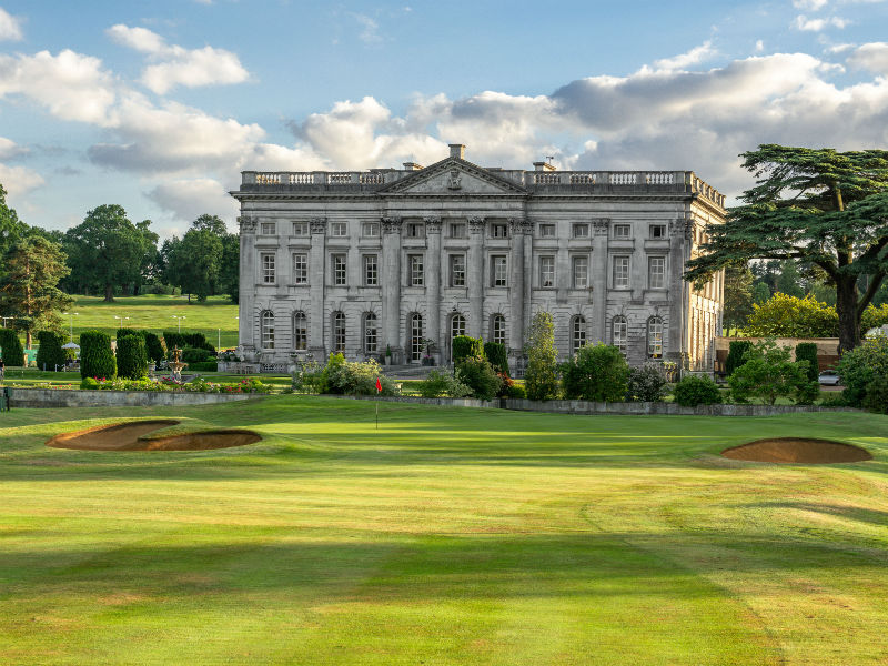 Heading to Hertfordshire throughout 2019 you must play golf at Moor Park Golf Club in England